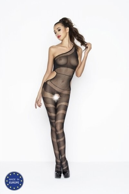 PASSION Bodystocking BS041 black