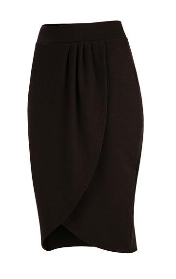 LITEX Sukně dámská do pasu 55036 barva černá, velikost S