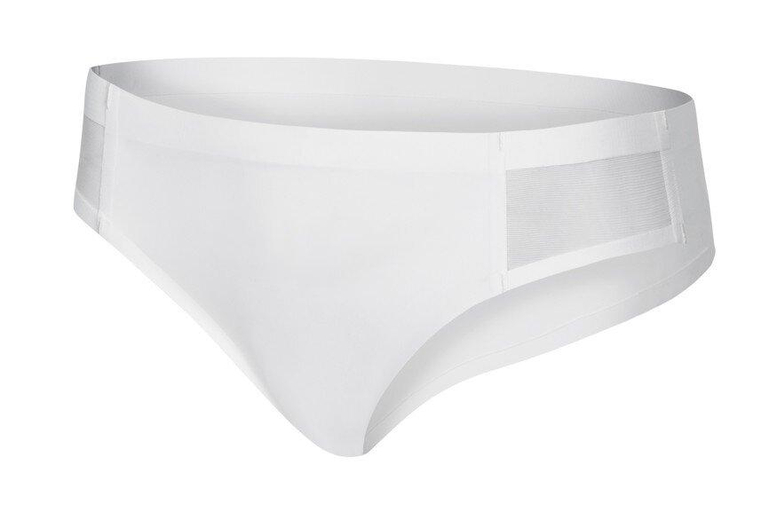 JULIMEX Dámské kalhotky klasické BIKINI Panty bílá barva bílá, velikost XL