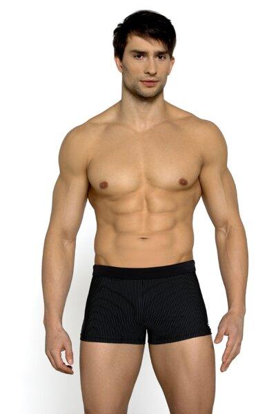 LORIN Pánské plavky 508 barva černá, velikost L